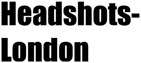 Professional Portrait & Headshot Photography in London