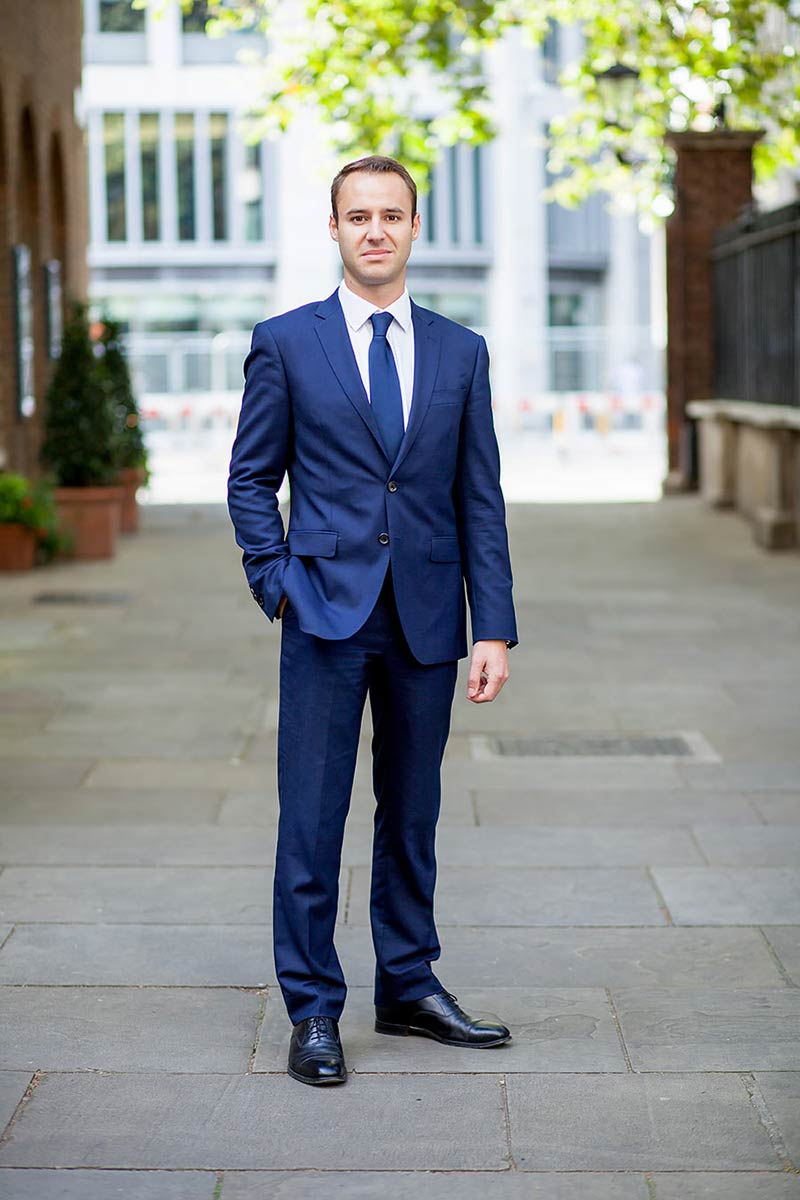 Business Portrait Executive Photography London